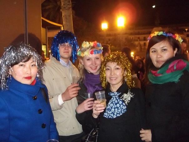 a?o nuevo 2012, nadezhda tsoy