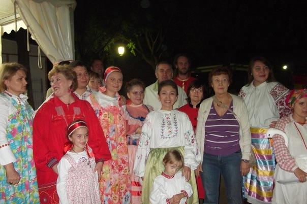 nadezhda tsoy, rusos en sevilla